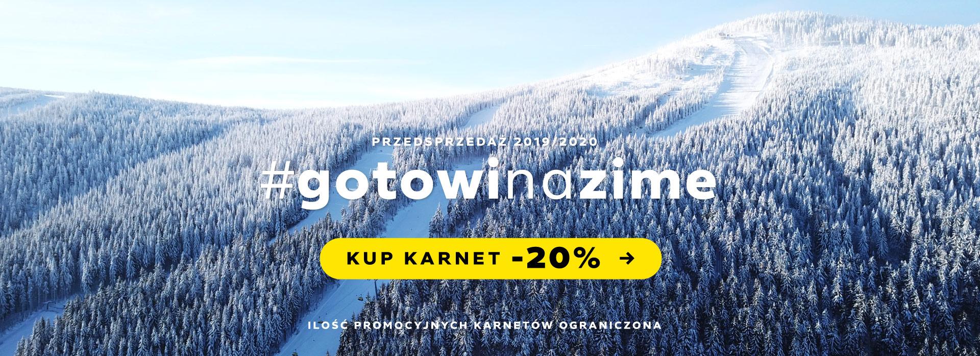 Czarna Góra Resort - przedsprzedaż karnetów narciarskich