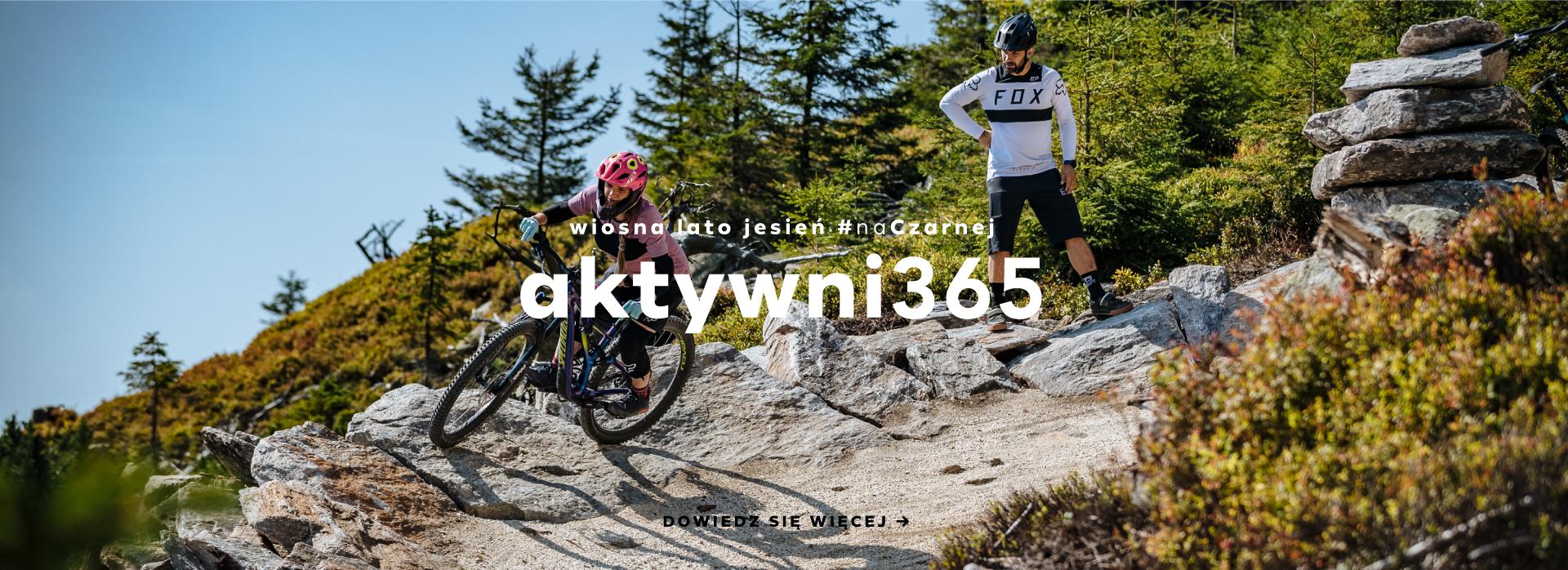 Wiosna Lato Jesień - 365 aktywnych dni w Czarna Góra Resort